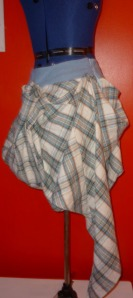 Classic sunny wellington skirt