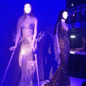 Barbican mannequins